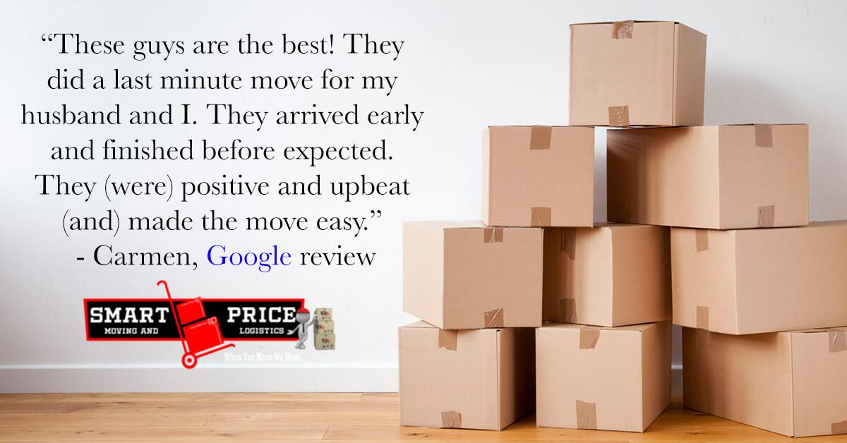 Carmen Vanessa De Los Santos Full Smart Price Moving Review